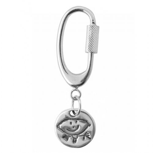 Artwork Key Ring